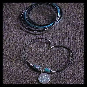 Jewelry - Aquarius Bracelet Set